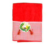 Rag Doll Towel