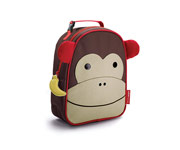 Personalisable Zoo Monkey Lunch Bag