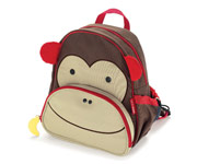 Personalisable Zoo Monkey Rucksack