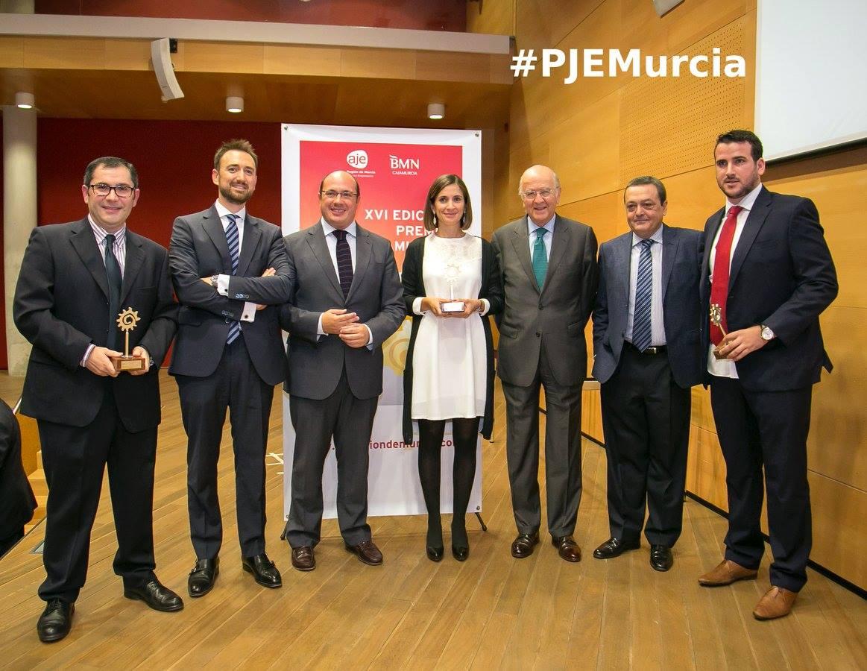 Premio Cajamurcia Joven Empresaria3