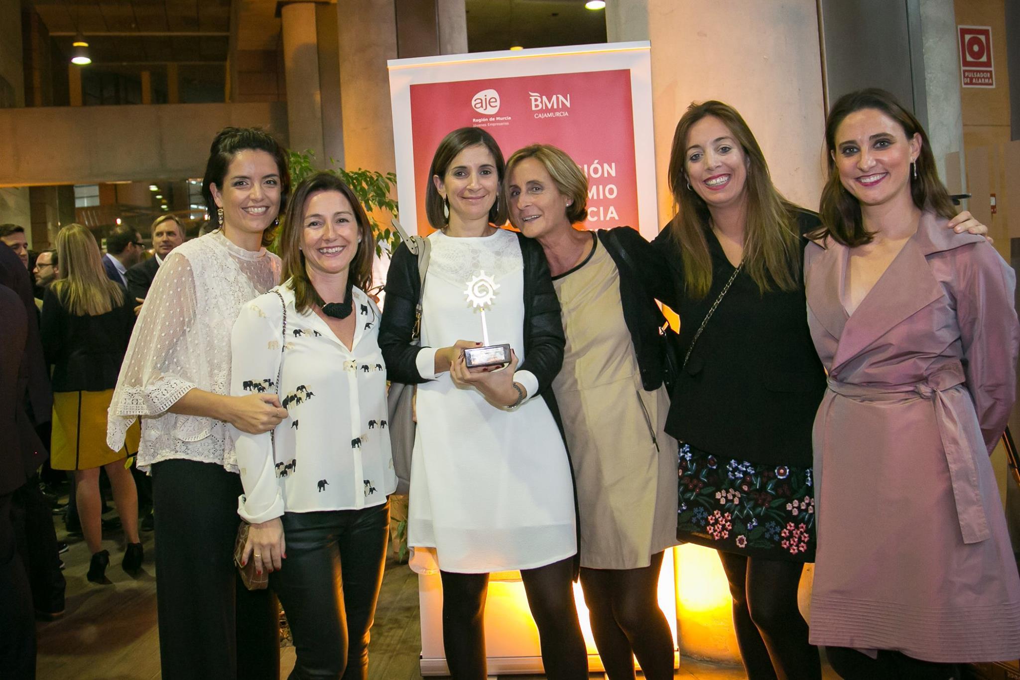 Premio Cajamurcia Joven Empresaria4