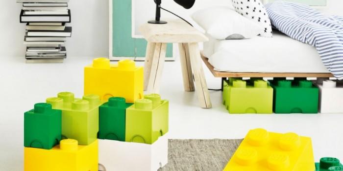 Almacena con los Bricks de Lego_