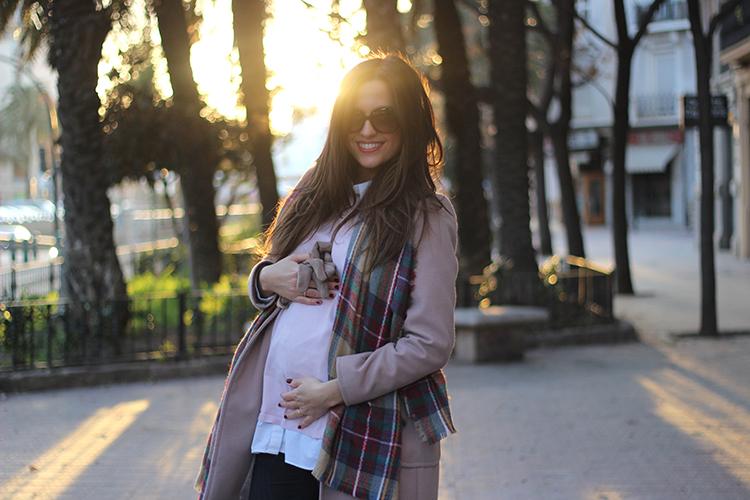 Tips de moda para embarazadas