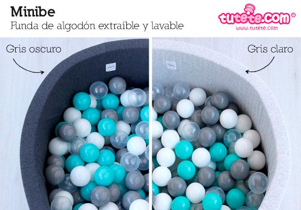 Minibe la piscina de bolas para beb s - Minibe piscina bolas ...