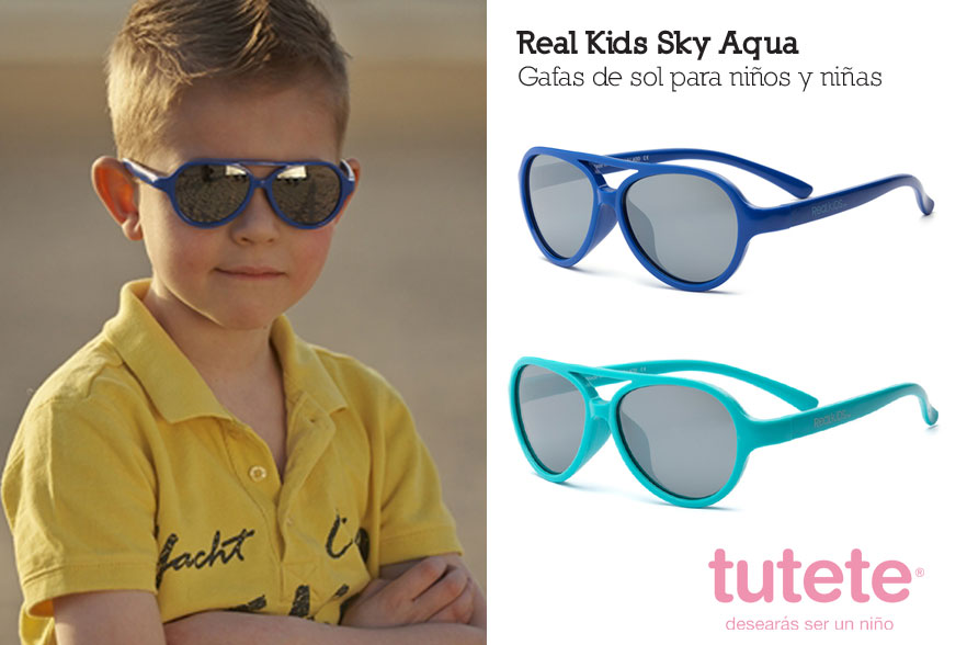 gafas de sol real kids
