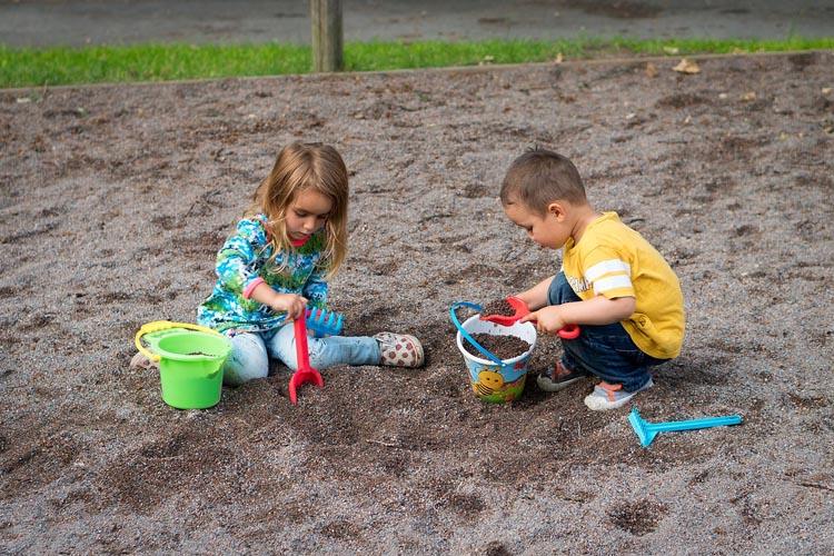 importancia del juego al aire libre