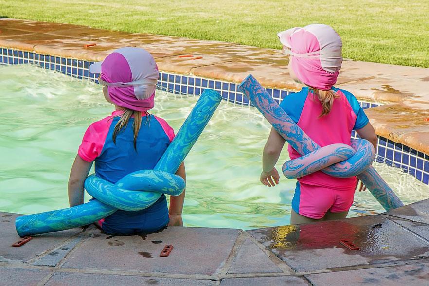 bañarnos con seguridad