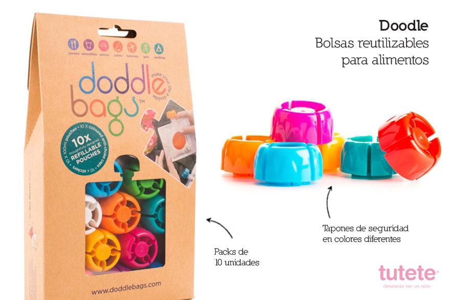 bolsas reutilizables para alimentos