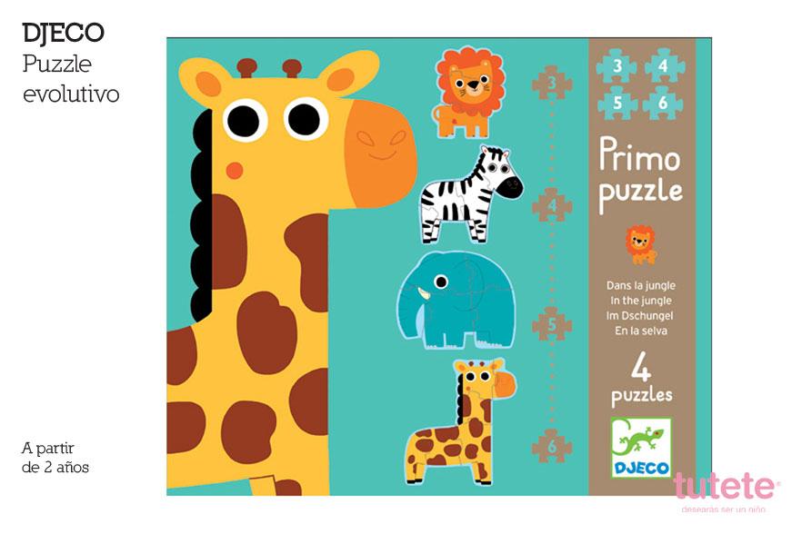 puzzles djeco