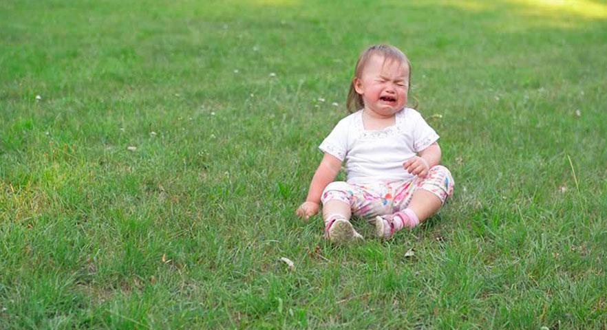 eliminar tensiones en bebes