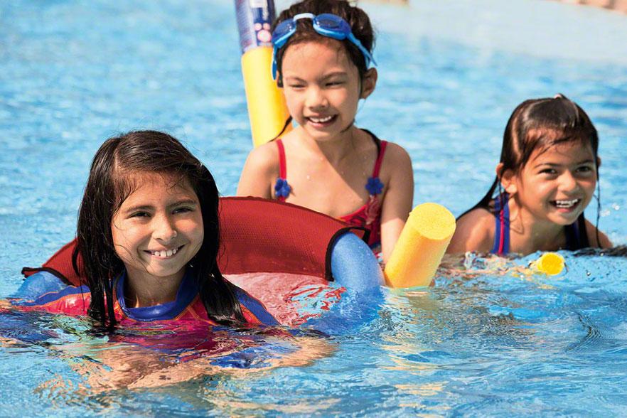 juegos para practicar natación