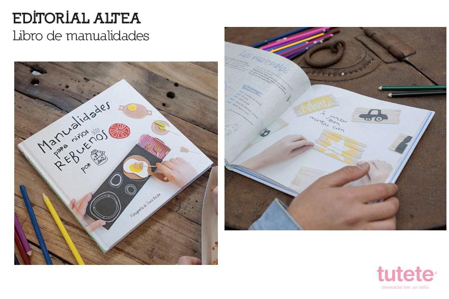 libros manualidades
