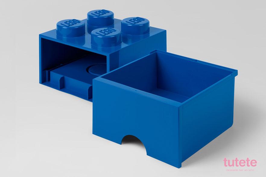 caja almacenaje de lego