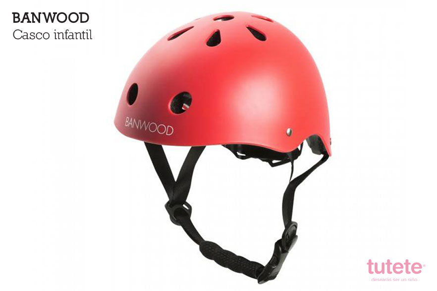 casco infantil para bicis