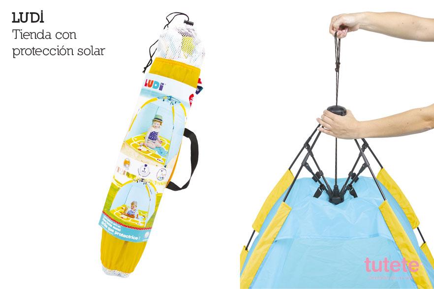 tiendas con protección solar